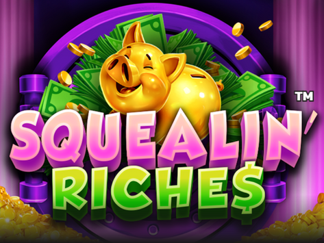 Squelin' Riches Slot By Pear Fiction Studios Preview