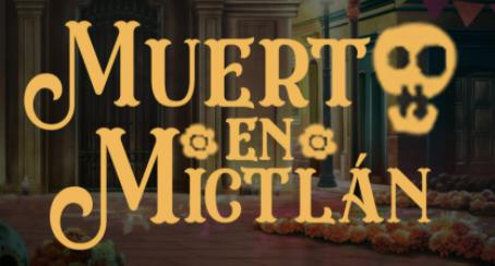 Muerto En Mictlan Slot By Play'n Go Announcement Releasing 14/10/2021