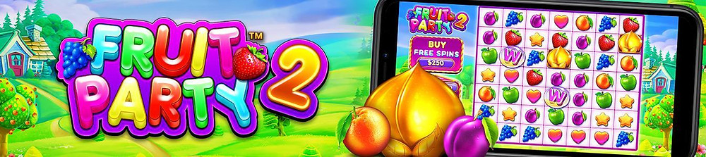 Fruit Party 2 First Look Preview Genius Gambling