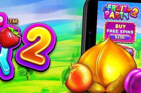 Fruit Party 2 First Look By Pragmatic Play Releasing 05/08/2021