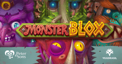 Monster Blox Gigablox Slot By Peter And Sons Review