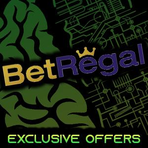 BetRegal 100% match deposit bonus Genius Gambling
