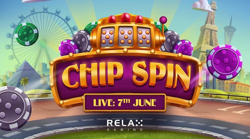 Chip Spin Slot Relax Gaming Genius Gambling