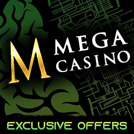 Mega Casino Depsot Bonus