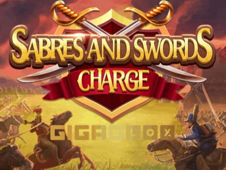 Sabres And Swords Charge Gigablox Slot Review By Dreamtech Gaming