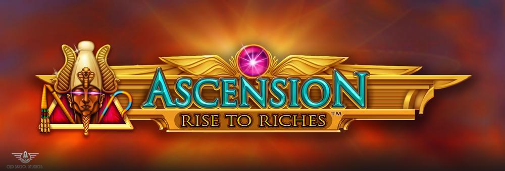 Ascension: Rise To Riches Slot Old Skool Studios Genius Gambling