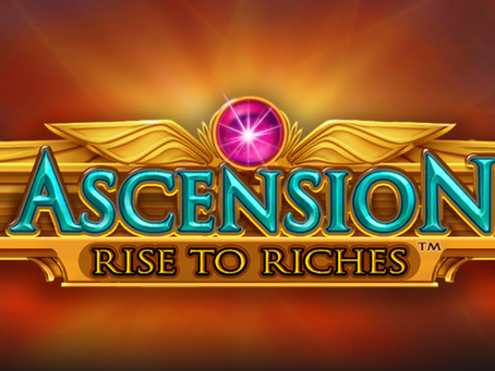 Ascension: Rise To Riches Slot By Old Skool Studios Announcement