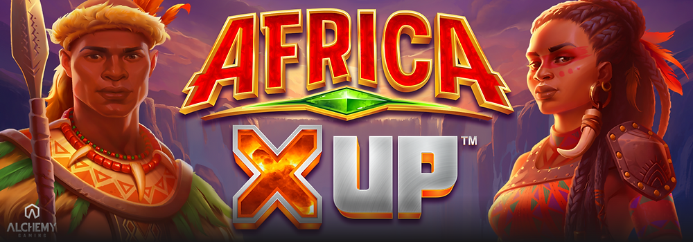 Africa X Up Slot Review By Alchemy Gaming Genius Gambling
