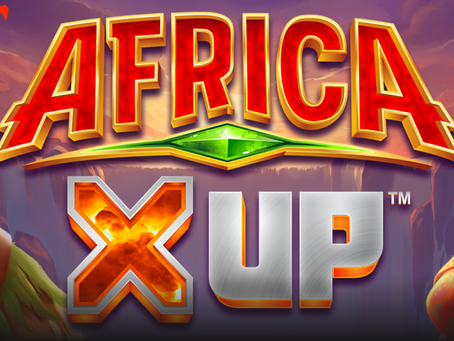 Africa X Up Slot Review By Alchemy Gaming Releasing 17/08/2021