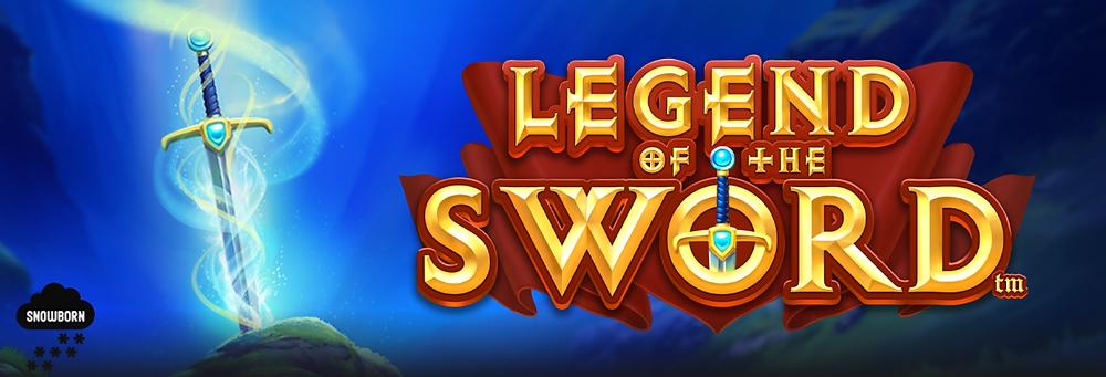 Legend Of The Sword Slot Announcement By Snowborn Games Genius Gambling