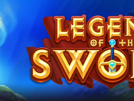 Legend Of The Sword Slot Announcement By Snowborn Games