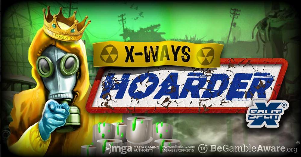 xWays Hoarder xSplit Slot By Nolimit City Genius Gambling