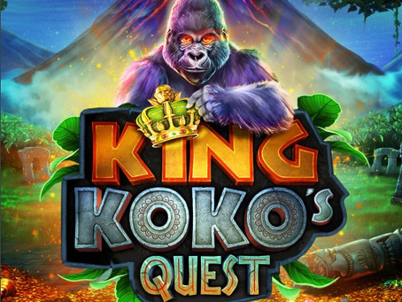 King Koko's Quest Slot By Pariplay Review