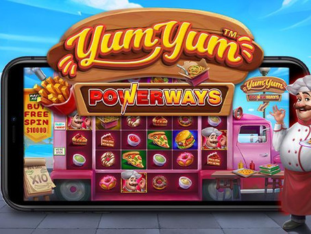 Yum Yum Powerways Slot By Pragmatic Play Announcement