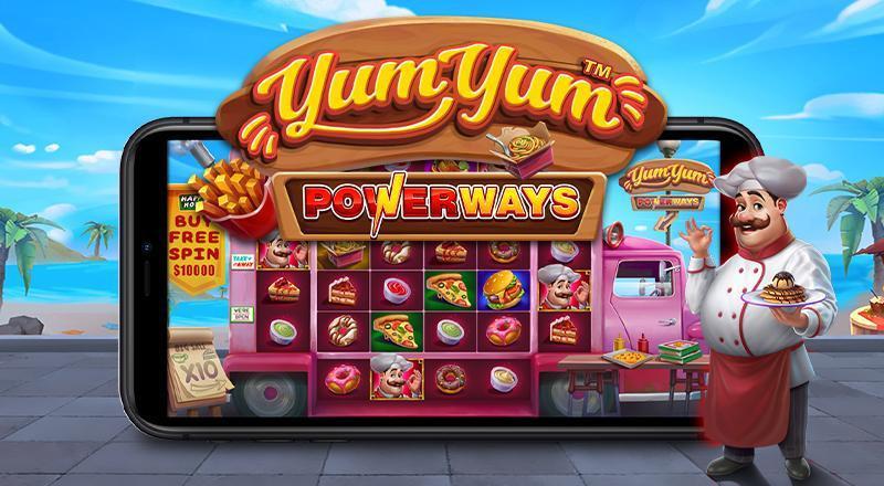 Yum Yum Powerways Slot By Pragmatic Play Announcement Genius Gambling