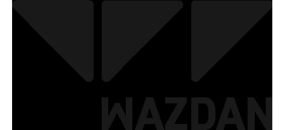 Wazdan Logo slots genius gambling