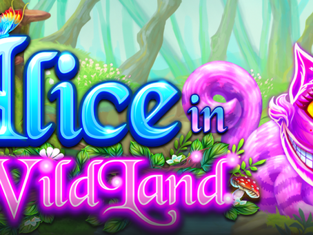 Alice In Wildland Slot By SpinPlay Games Announcement