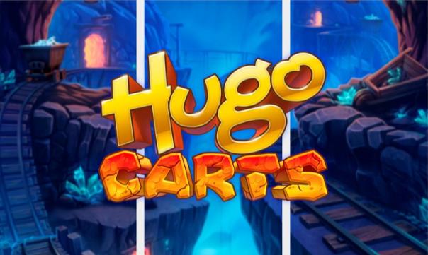 Hugo Carts Play'N Go first look genius gambling release date
