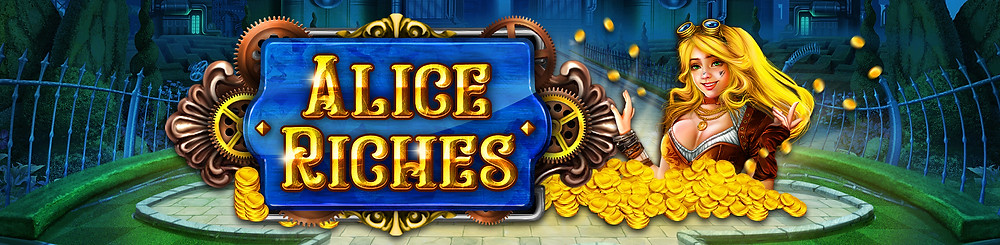 Alice Riches Slot Pariplay Genius Gambling