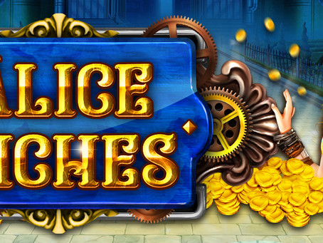 Alice Riches Slot By Pariplay Releasing 24/06/2021