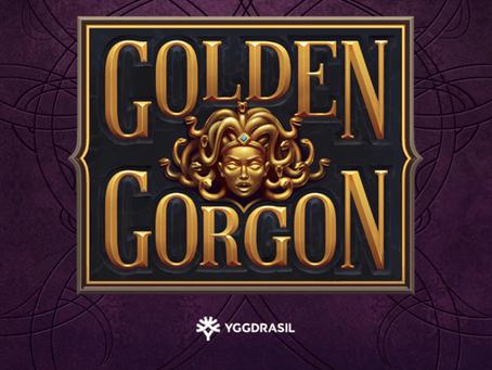 Golden Gorgon Slot By Yggdrasil Releasing 29/07/2021