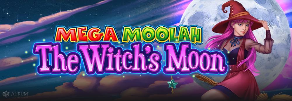 Mega Moolah The Witch's Moon Slot By Aurum Studios Genius Gambling