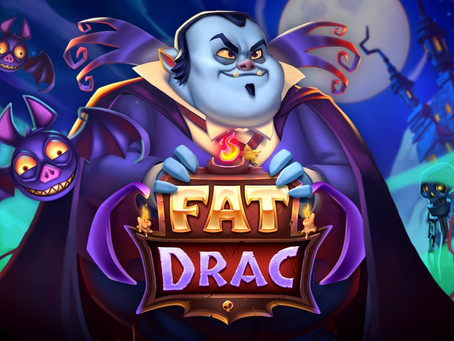 Fat Drac Slot By Push Gaming First Look Releasing 14/10/2021