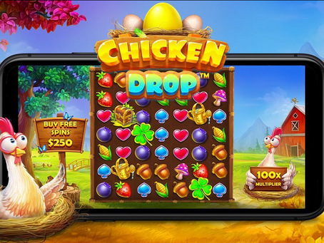 Chicken Drop Slot Review By Pragmatic Play Releasing 29/07/2021