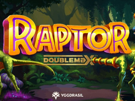 Raptor Doublemax Slot Review By Yggdrasil Releasing 26/08/2021
