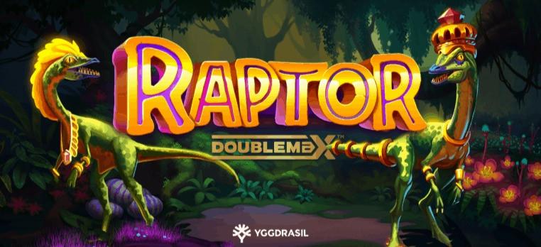 Raptor Doublemax Slot Review By Yggdrasil Releasing 26/08/2021 Genius Gambling