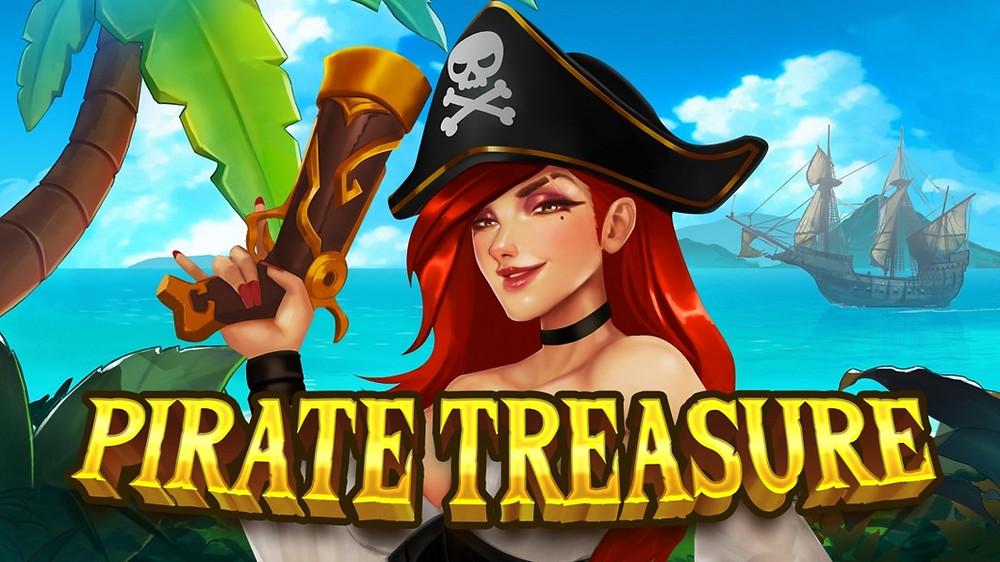 Pirate Treasure Swinnt Slot Game Genius Gambling