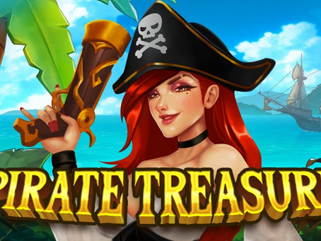 Pirate Treasure By Swintt First Look