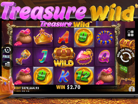 Treasure Wild By Pragmatic Play Review Releasing 30/09/2021