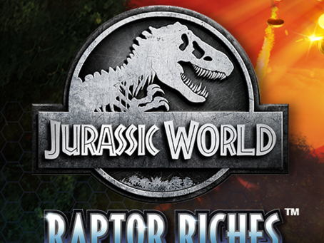 Jurassic World: Raptor Riches Slot By Fortune Factory Studios Announcement!