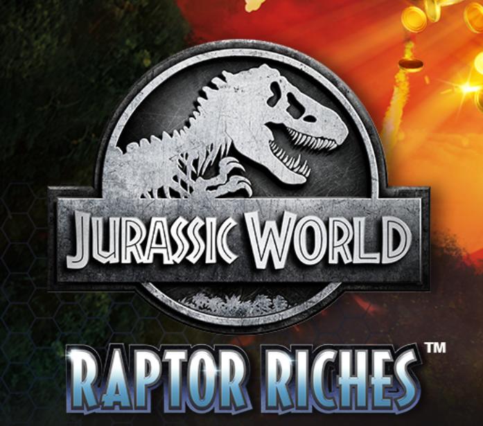 Jurassic World: Raptor Riches Slot Fortune Factory Studios Genius Gambling