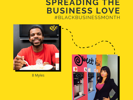 Celebrating Black-Owned Business Month 2021 with Honeycomb Alumni!