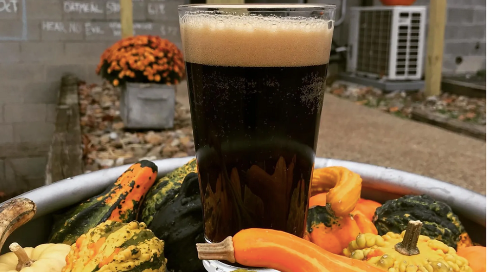 a fall beer from Acrospire Brewing