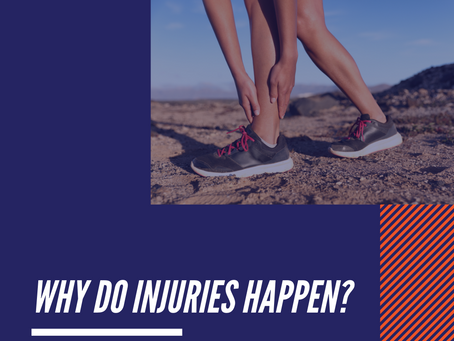 Why Do Injuries Happen?