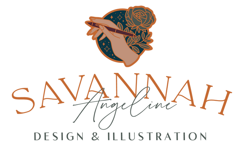 Savannah Angeline Logo