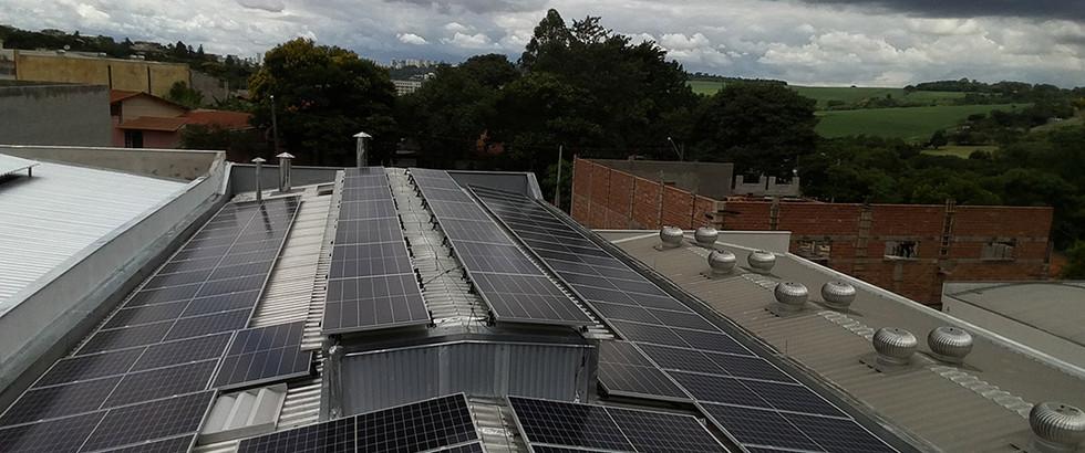 Campinas - Fábrica de Bebidas - SolarEdge 25.6KWP