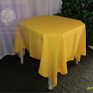 Toalha Amarela   Tecido Oxford