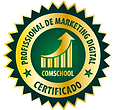 Selo Marketing Digital Ouro