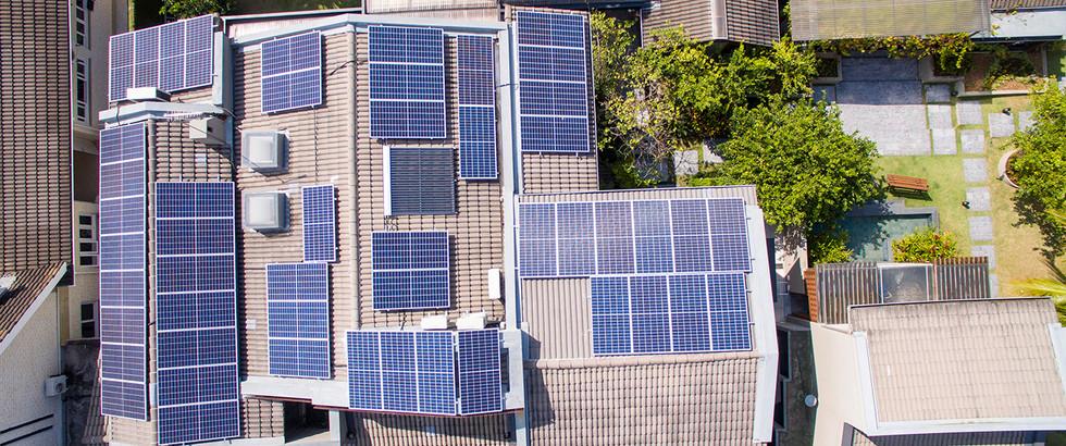 Barueri - Alphaville - SolarEdge 20.5KWP