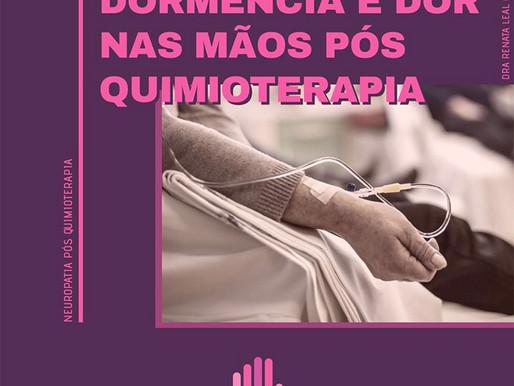 Neuropatia Pós Quimioterapia