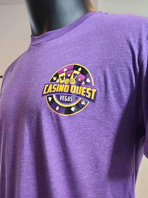 Casino Quest Degen Joker Tshirt (Limited)