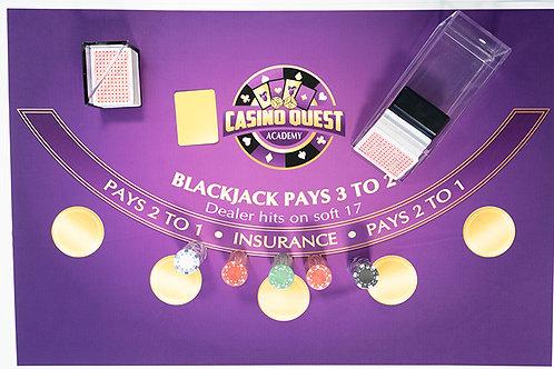 Casino Quest Blackjack Layout