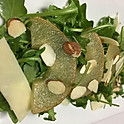 Pear and Almond Salad