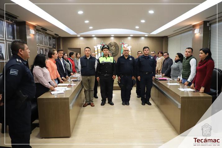 Christian Posadas Meza,  es el nuevo titular de la Comisaría General y Tránsito Municipal de Tecámac