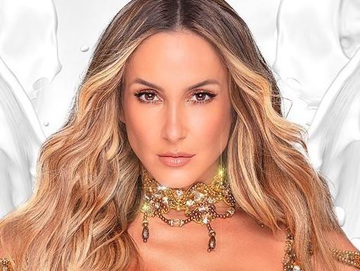 "Claudia Leitte divulga trecho do single ""Desembaça"""