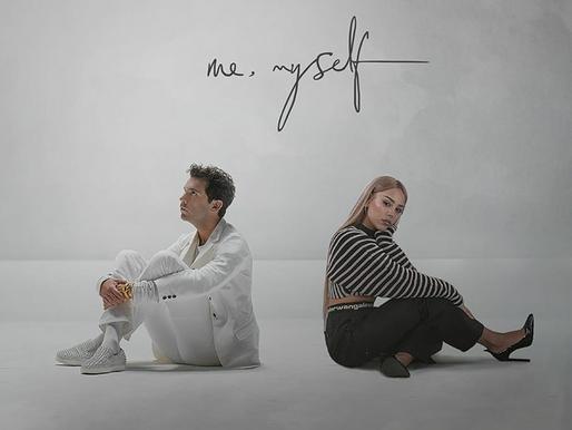 """Danna Paola e MIKA lançam juntos o single """"Me, Myself"""""""